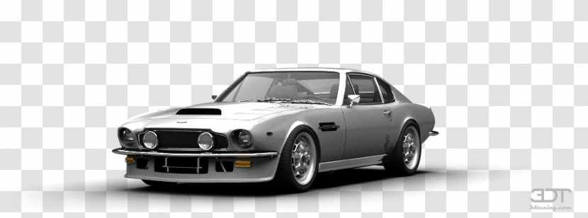 Personal Luxury Car Sports Automotive Design Performance Aston Martin V8 Vantage 1977 Transparent Png
