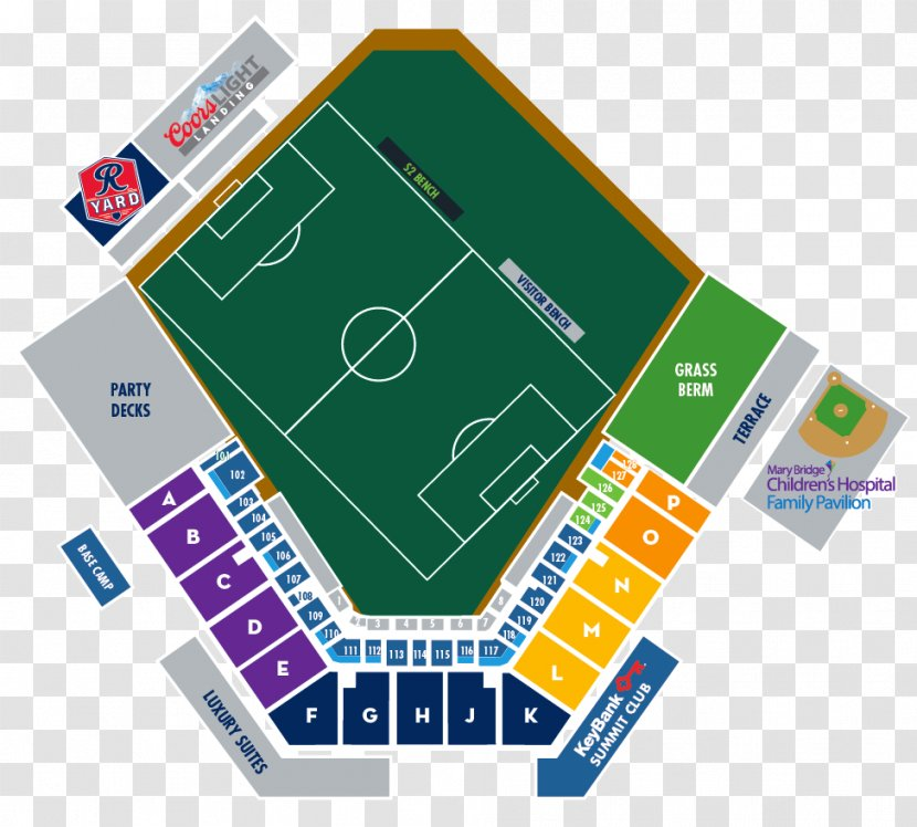 Cheney Stadium Seattle Sounders FC 2 Sports Venue CenturyLink Field - Seating Assignment - Area Transparent PNG