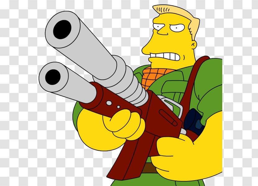 Rainier Wolfcastle Maggie Simpson The Simpsons Tapped Out Mr Burns Film Mr Simpsons Movie Transparent Png