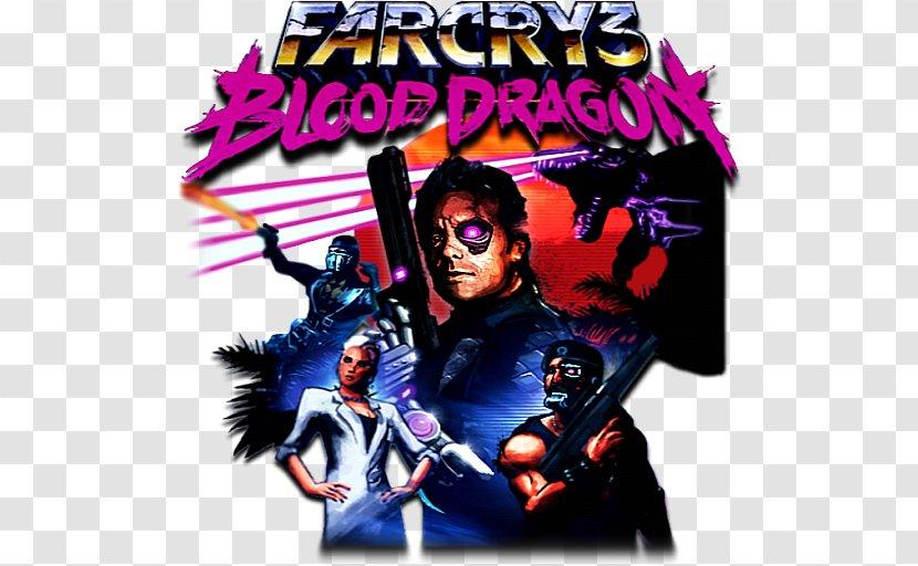 far cry 3 blood dragon logo png