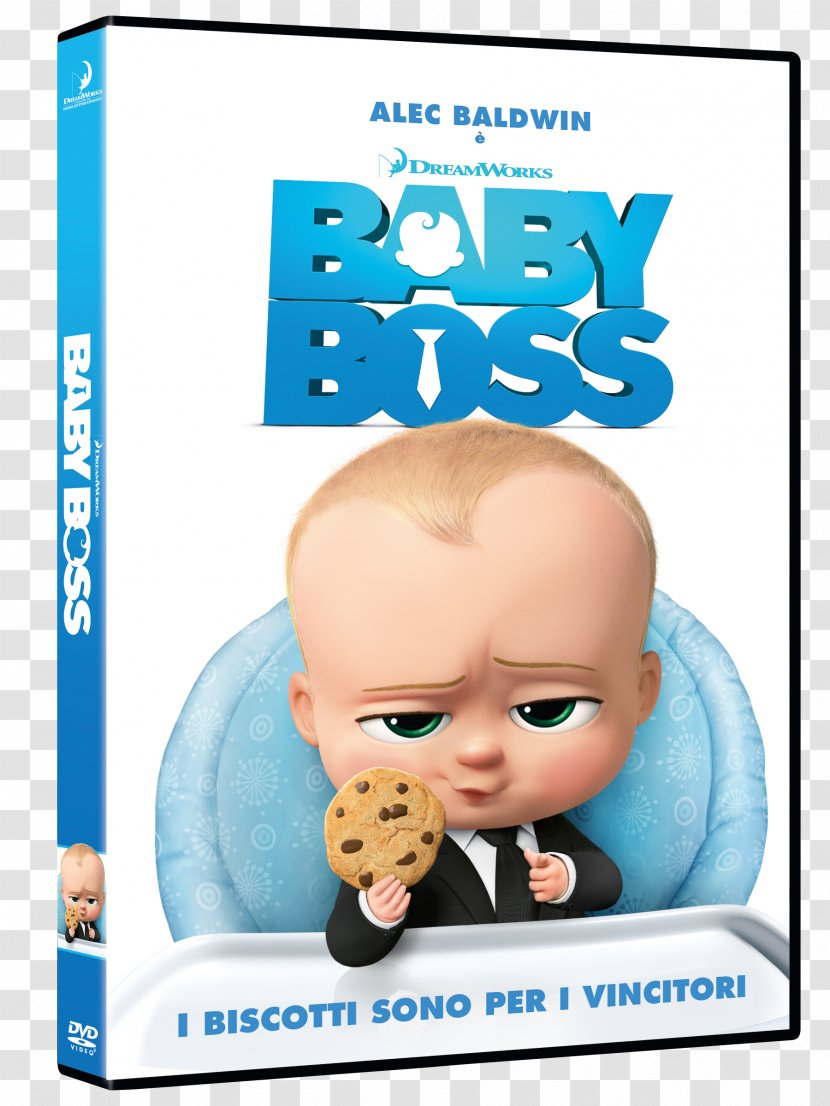 The Boss Baby Blu Ray Disc Child Infant Dreamworks Animation Bluray Transparent Png