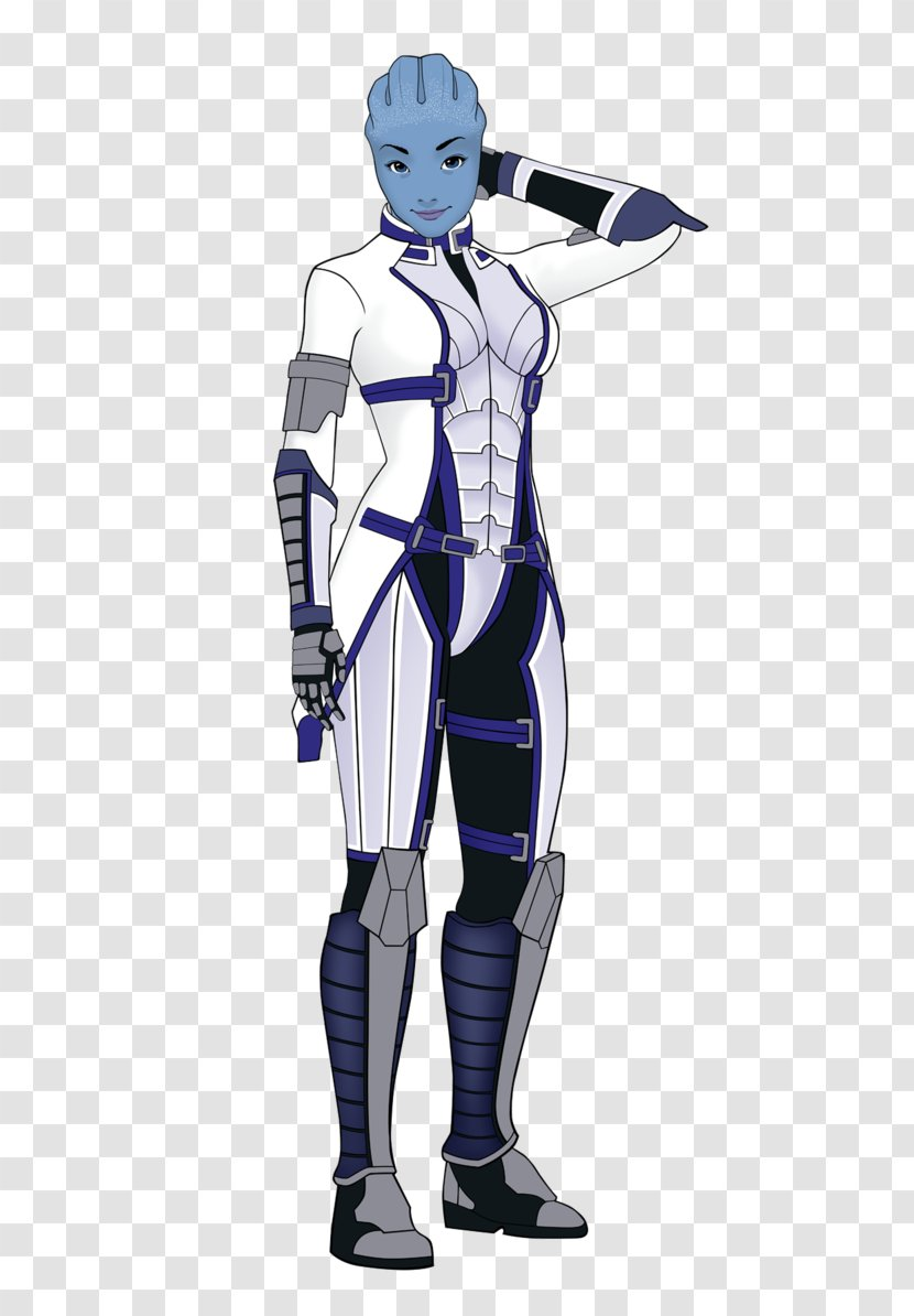 Mass Effect 3 Liara T Soni Commander Shepard Drawing Fictional