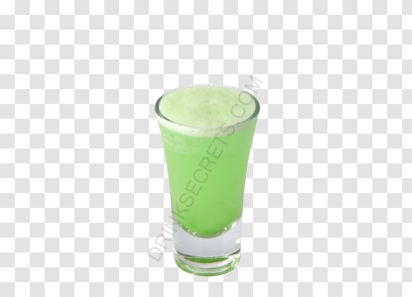 Highball Glass Health Shake Limonana Lime Juice - Melon Flavor Milkshake Transparent PNG