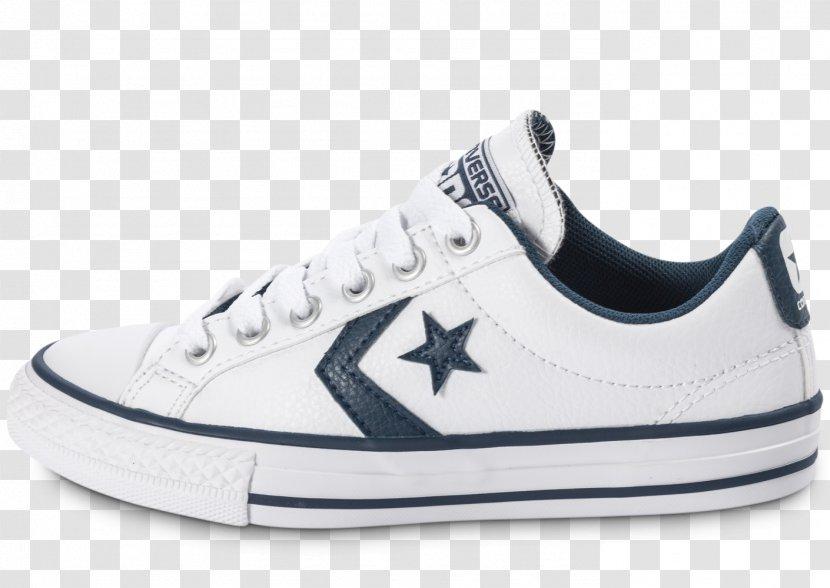 Chuck Taylor All-Stars Converse Leren Sneakers Star Player ...