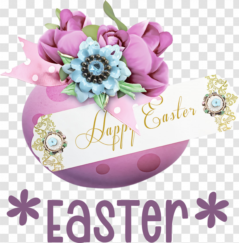 Easter Eggs Happy Easter Transparent PNG