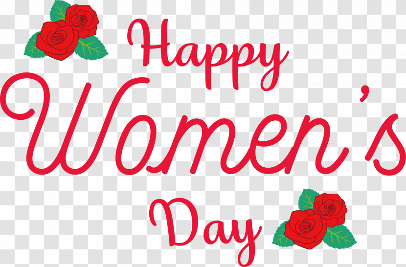 Womens Day Happy Womens Day Transparent PNG