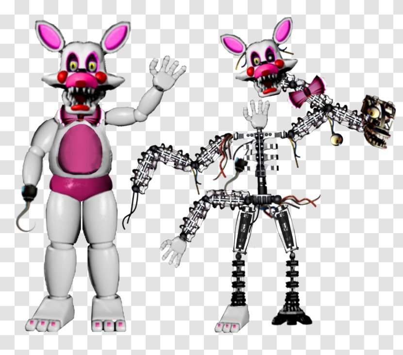 Five Nights At Freddy S 2 3 Mangle 4 Art Fictional Character Transparent Png
