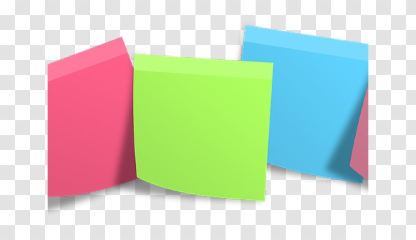 Post It Note No Background