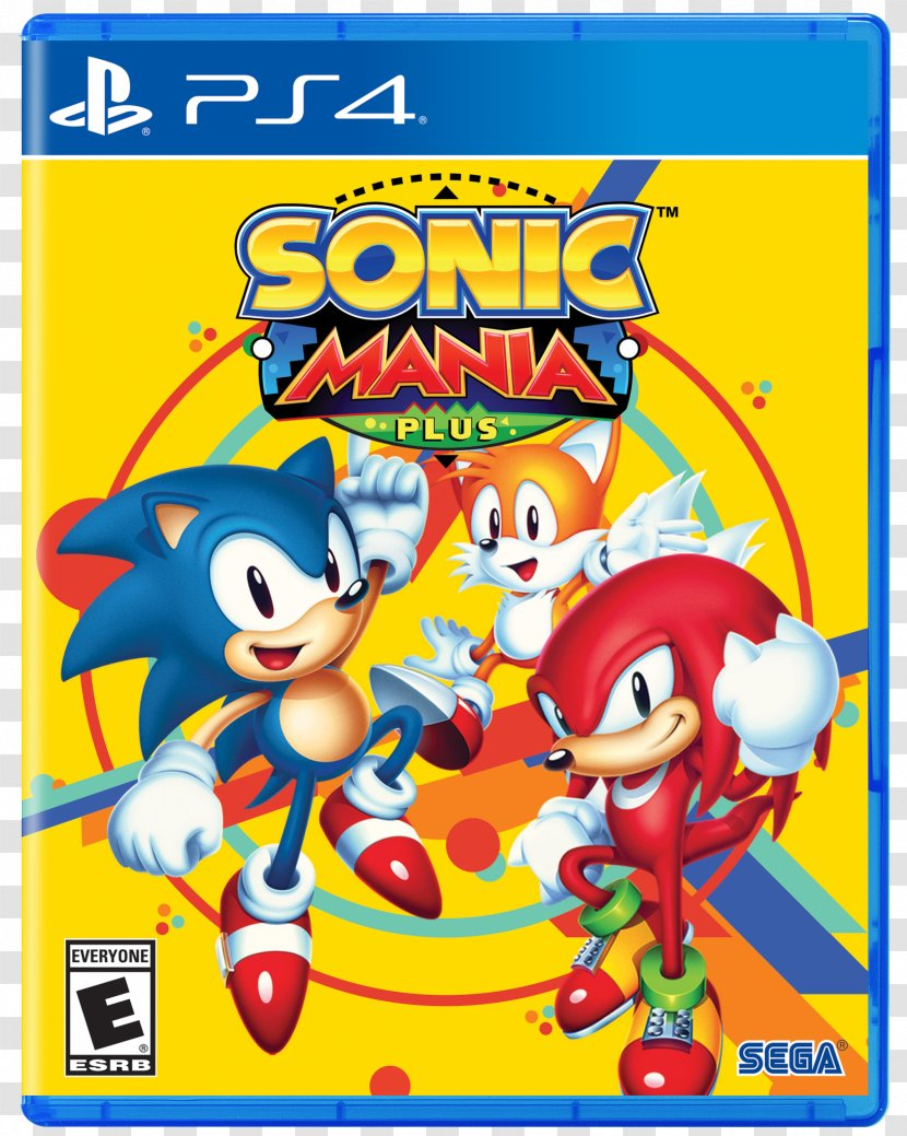 Sonic Mania Knuckles Nintendo Switch The Hedgehog 2 Playstation 4 Text Transparent Png