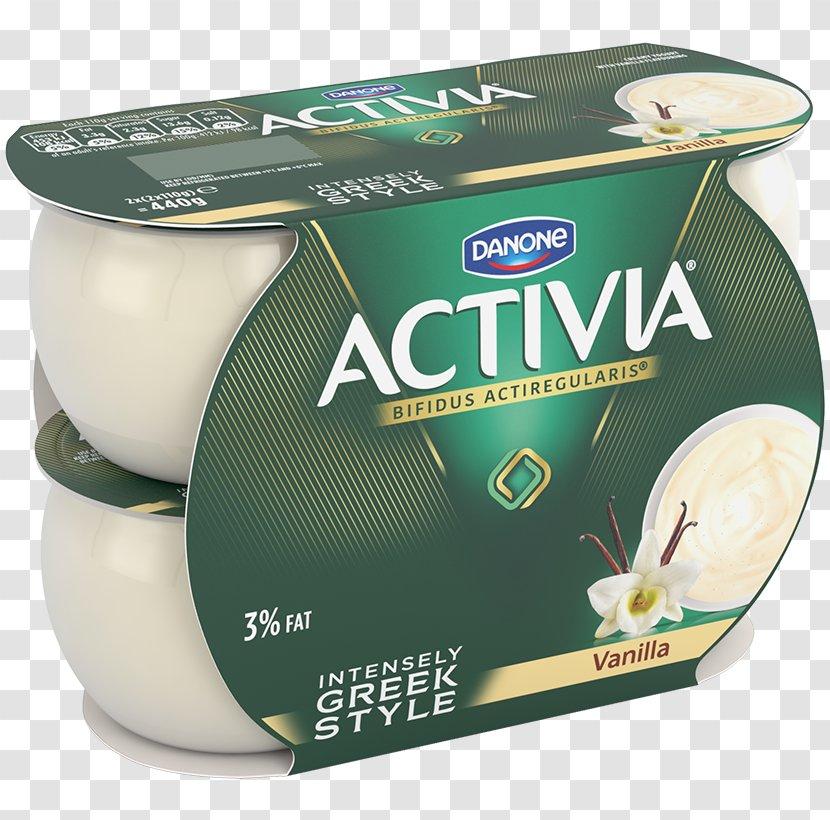 activia danone yoghurt