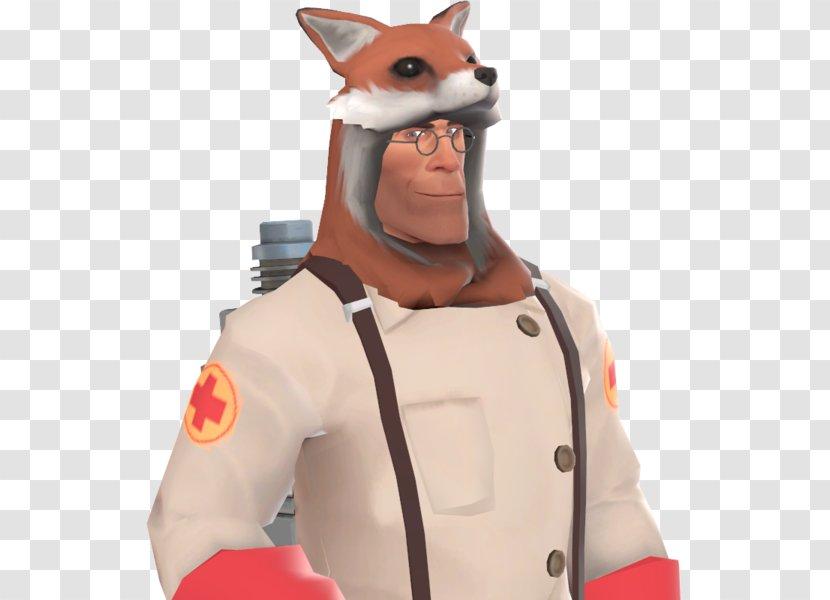 Team Fortress 2 Mercenary Fox Prize Head Transparent PNG