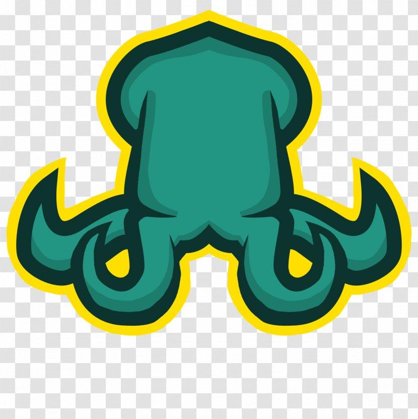 Octopus Green Clip Art - Design Transparent PNG
