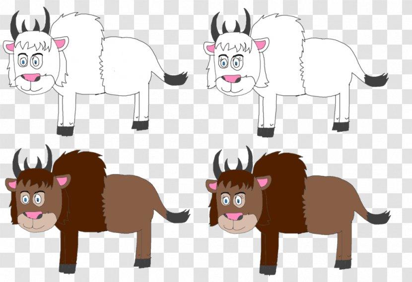 Cattle Mammal Big Cat Animal - Like Transparent PNG