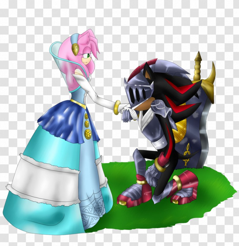 Lancelot Lady Of The Lake Sonic Hedgehog Guinevere Amy Rose Toy Transparent Png