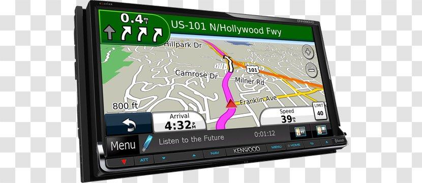 GPS Navigation Systems Car Automotive System Vehicle Audio Kenwood  Corporation - Multimedia Transparent PNGPNGHUT
