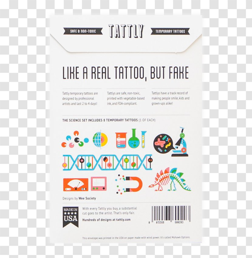 Tattly Abziehtattoo The Very Hungry Caterpillar Body Art Rifle Paper Co Transparent Png