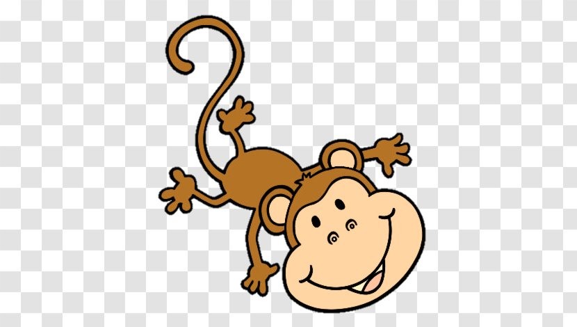 Monkey Drawing Child Simian Coloring Book Transparent PNG