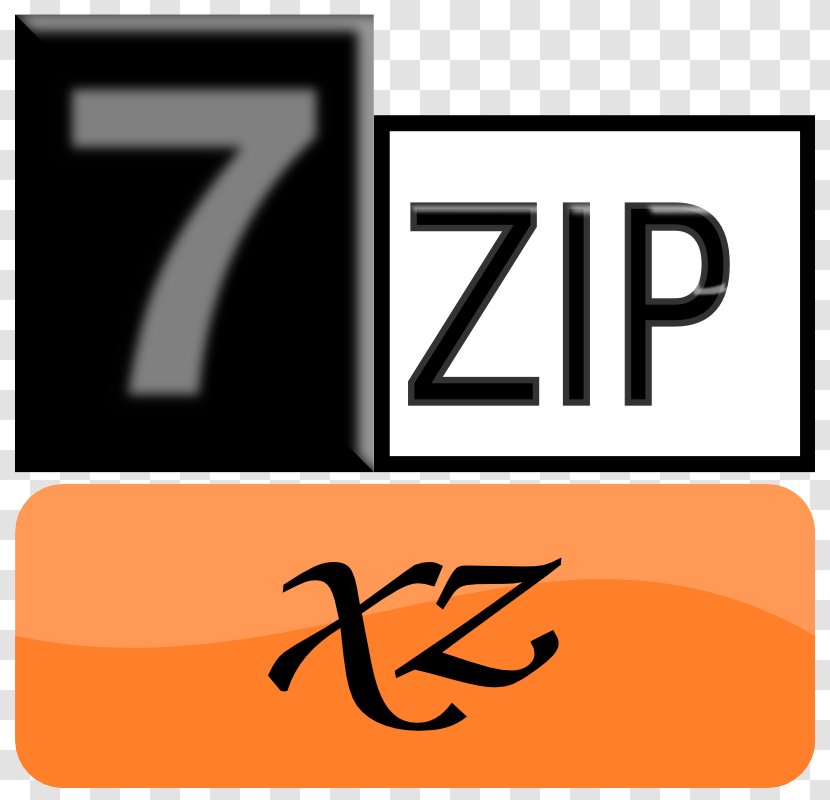 7 Zip Tar Clip Art Iso Image Open Source Images Free Transparent Png