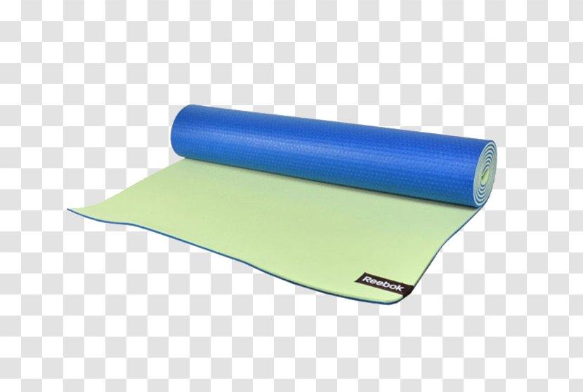 Material Yoga Mat Reebok Reebok Imported Transparent Png