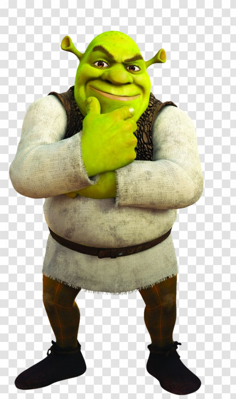 Shrek Superslam Princess Fiona Puss In Boots Donkey Gingerbread Man No 1 Transparent Png
