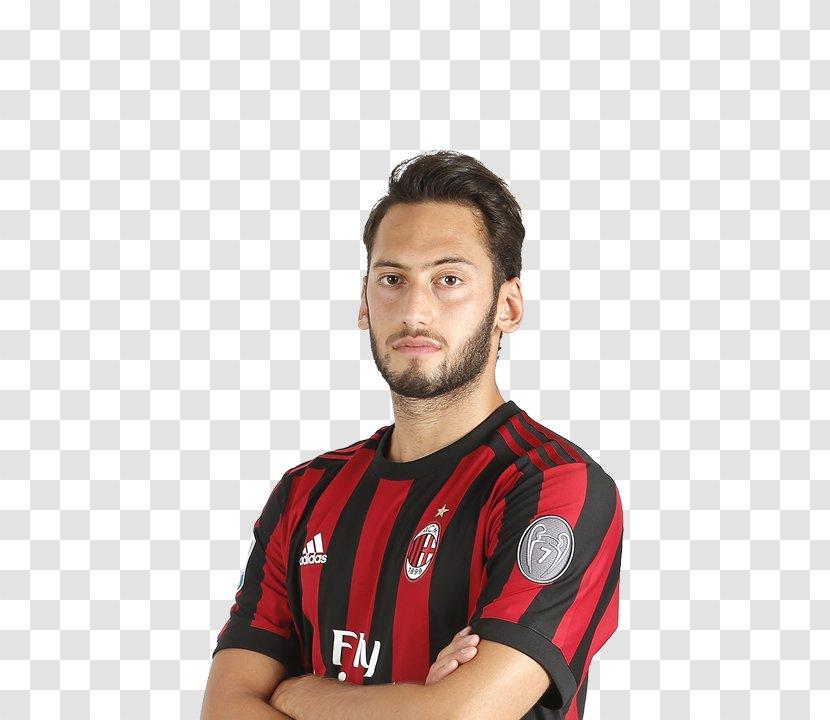 Hakan Çalhanoğlu A.C. Milan Turkey National Football Team ...