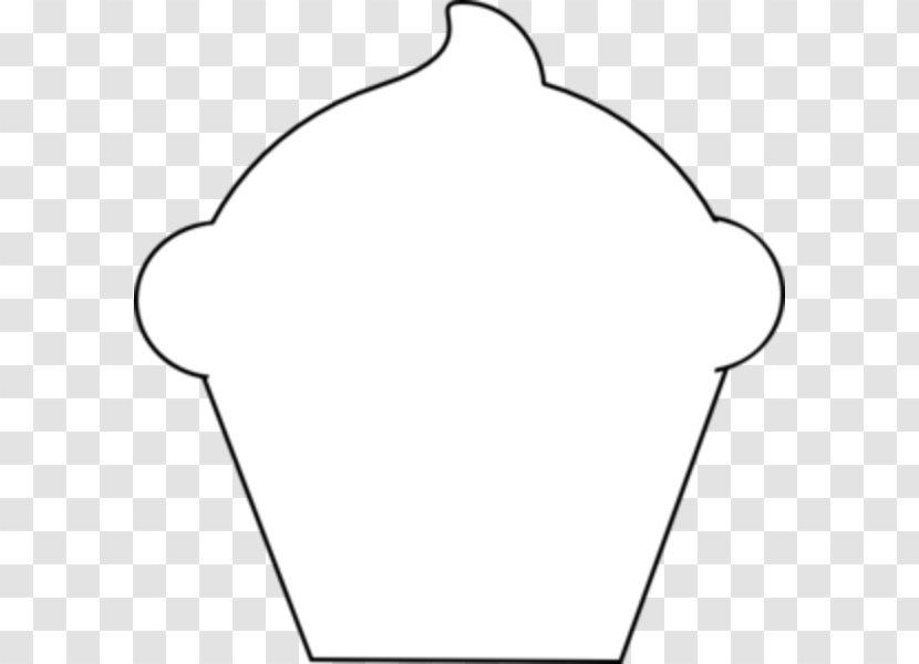 Cupcakes & Muffins Drawing Clip Art - Point - Cartoon Cupcake Transparent PNG
