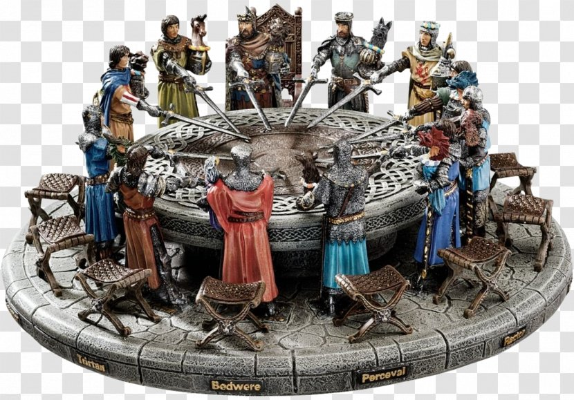 King Arthur And His Knights Of The, The Knight Of Round Table