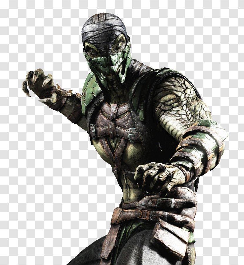 Mortal Kombat X Kombat Armageddon Reptile Sub Zero Ermac