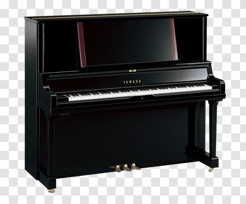 Yamaha Corporation Silent Piano Upright Digital - Musical Tuning Transparent PNG