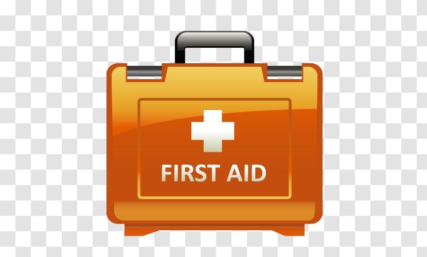 First Aid Kit - Medical Medicine Box Transparent PNG