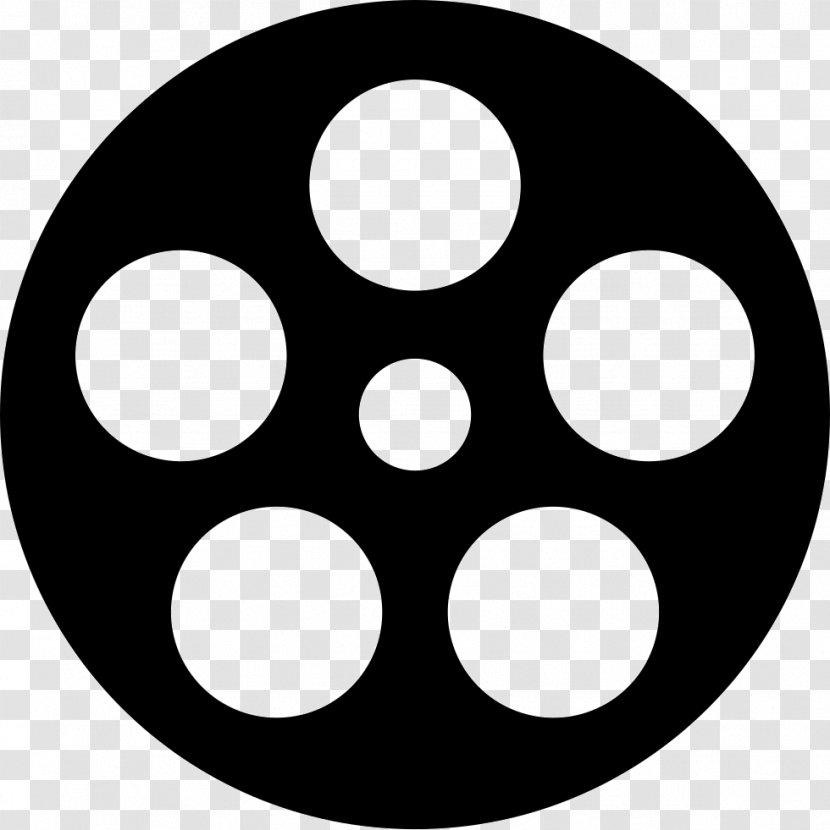 Film Reel Cinema Clip Art - Heart Transparent PNG