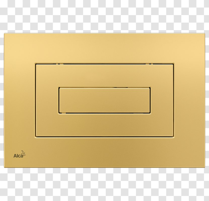 Gold Push-button Online Shopping - Installation Art Transparent PNG