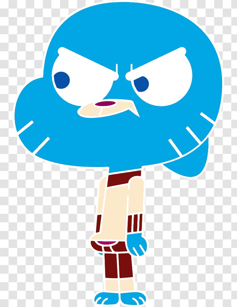 Gumball Watterson Cartoon Network The Check Art Waterson