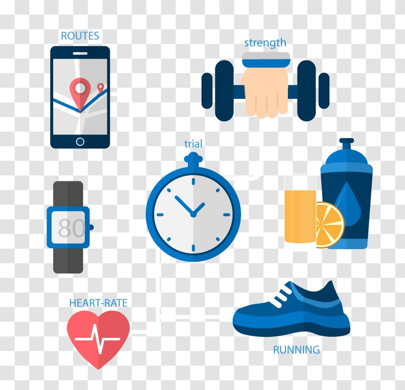 euclidean vector infographic training force icon product design fitness transparent png euclidean vector infographic training