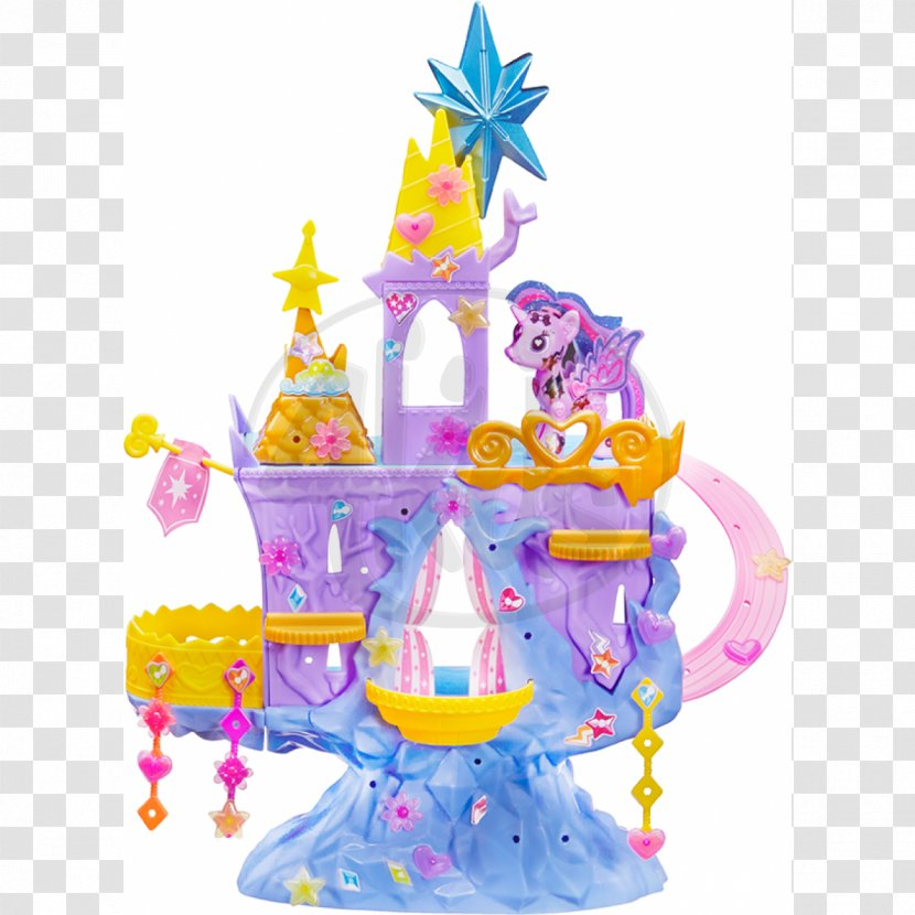 Twilight Sparkle My Little Pony: Friendship Is Magic Toy - Baby Toys -  Castle Transparent PNG