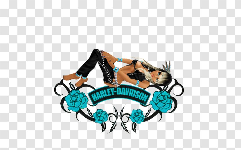 Tattoo Harley-Davidson Motorcycle Flash Woman - Heart - Wolf Avatar Transparent PNG