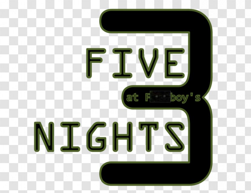 Product Design Logo Brand Font Five Nights At Freddy S 3 Transparent Png