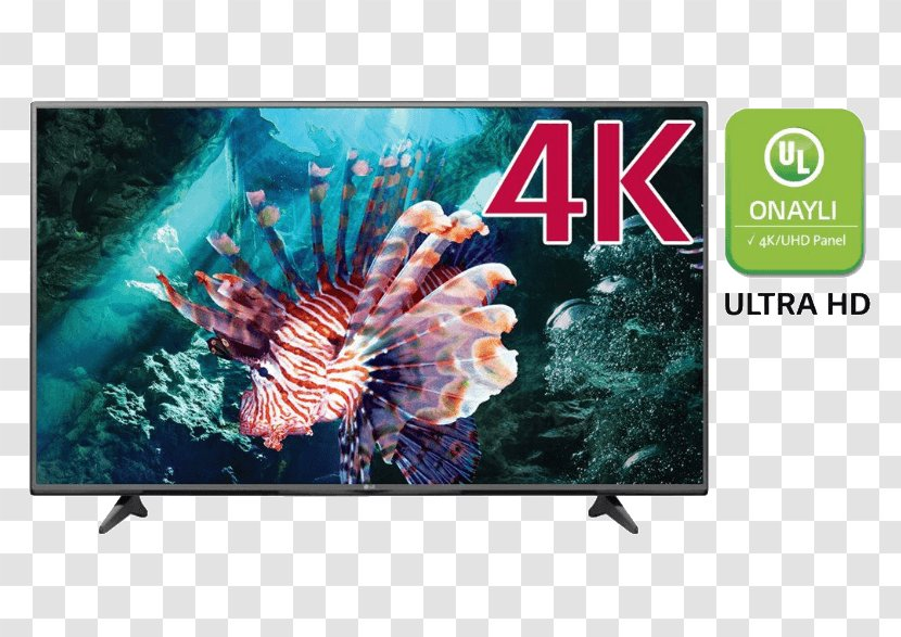 4k Resolution Lg Ultra High Definition Television Led Backlit Lcd Banner Lg Transparent Png