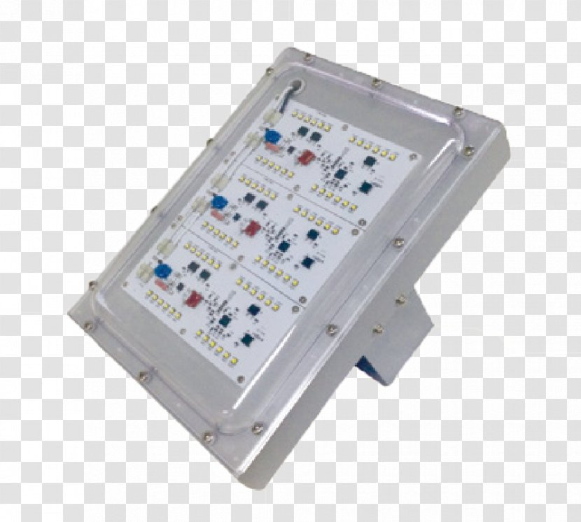 Electronic Component Electronics - Hardware - Focus Light Transparent PNG