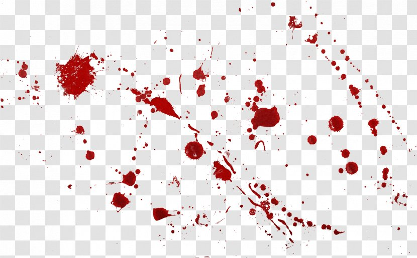 Bloodstain Pattern Analysis Forensic Science Blood Theme Circulatory System Passive Transparent Png