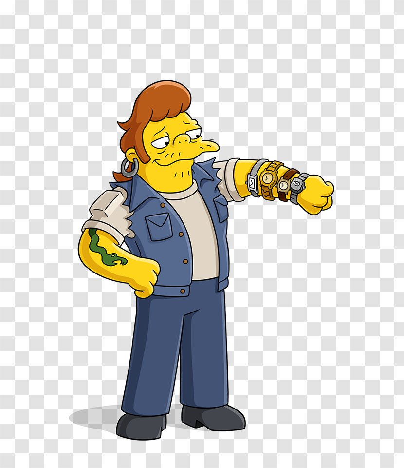 Snake Jailbird Patty Bouvier Ralph Wiggum Lisa Simpson Otto Mann Male The Simpsons Movie Transparent Png