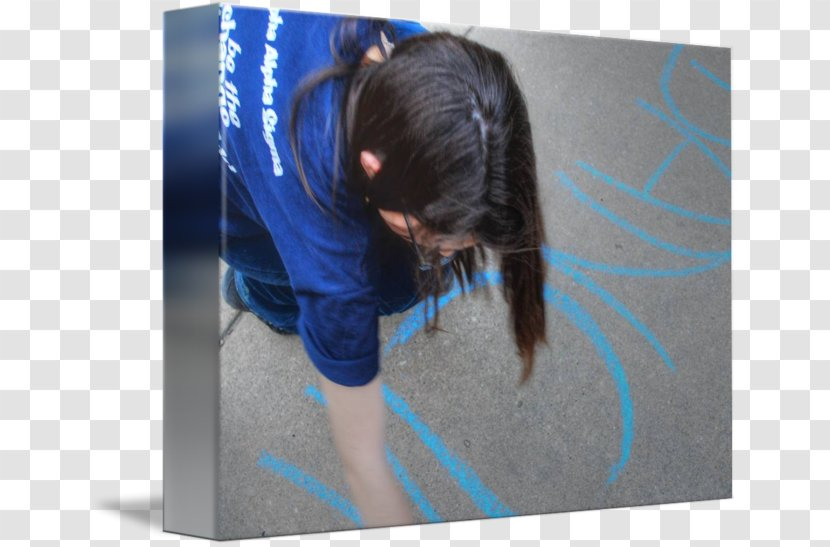 Ear - Blue Transparent PNG