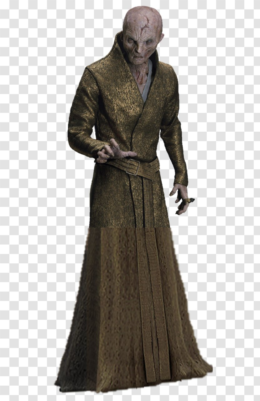 Supreme Leader Snoke Kylo Ren Wookieepedia Star Wars First Order Coat Stand Transparent Png