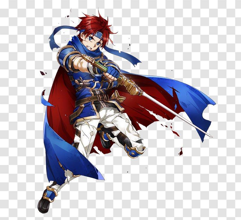 Fire Emblem Heroes Emblem: The Binding Blade Awakening Fates - Frame - Roy Transparent PNG