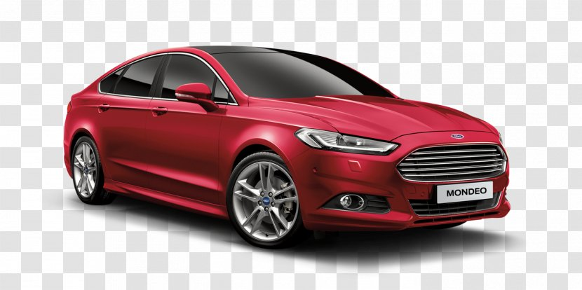 Ford Fiesta Car Focus Kuga - Mondeo Titanium Transparent PNG
