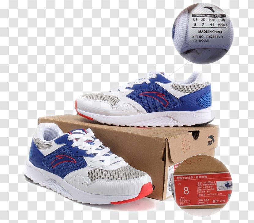 Skate Shoe Sneakers Anta Sports Puma