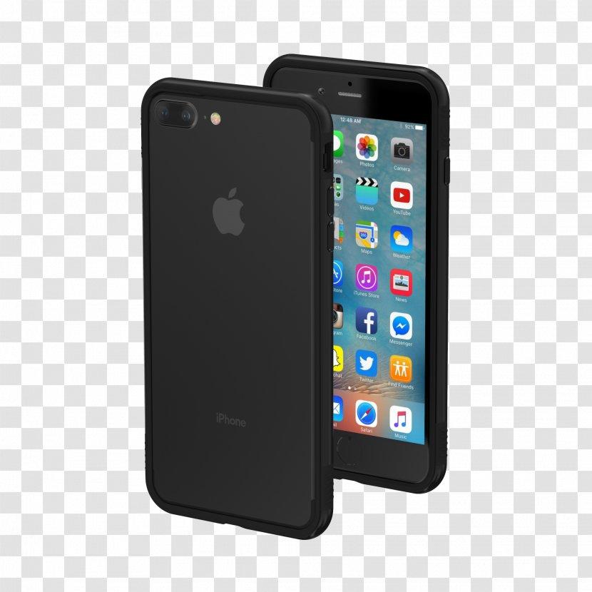 Apple IPhone 7 Plus 8 6 6S Telephone - Iphone - (7) Transparent PNG