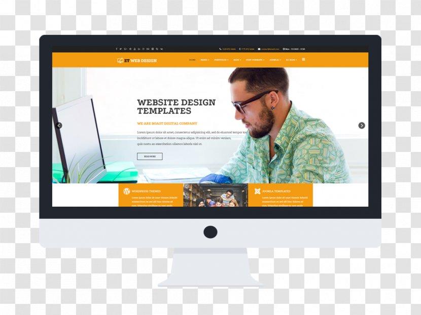 Responsive Web Design Professional Joomla Template System Bootstrap Joomla Website Full Set Of Templates Transparent Png