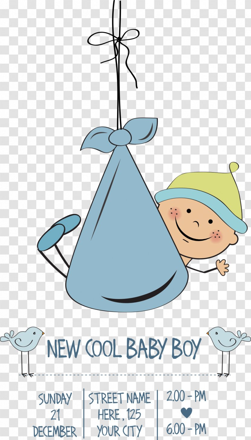 Infant Baby Shower Cuteness Boy Vector Cute Transparent Png