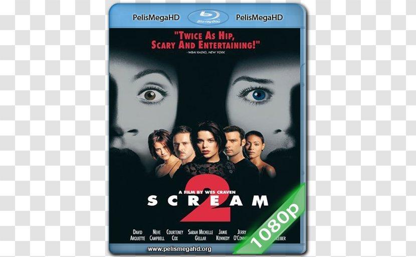 Sidney Prescott Ghostface Blu-ray Disc Scream DVD - Neve Campbell Transparent PNG